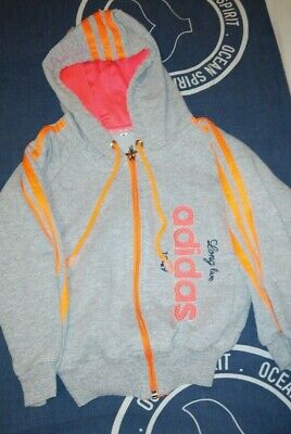 Sweatshirt Hoodie Adidas For 2-3 Years Old Dray In Good Condition