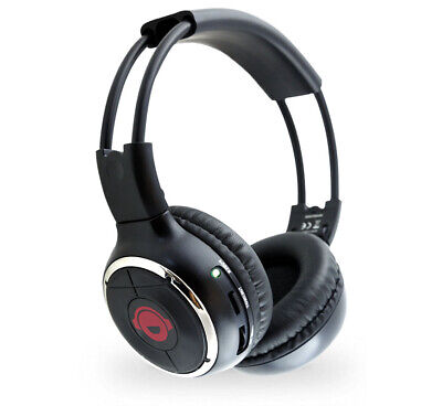 Bob 3 Channel Silent Disco Headphones