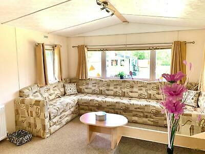 Starter Caravan For Sale , Yorkshire Dales , Holiday Home In Yorkshire