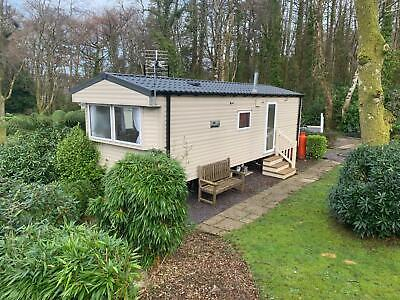 Cheap Static Caravan for sale in North Wales,OPEN ALL YEAR, Luxury Park