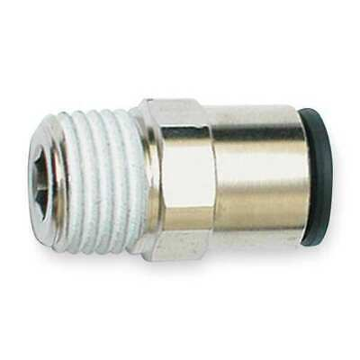 """LEGRIS 3175 60 14 Push-to-Connect Tube Fitting Adapter, 3/8"""" Tube OD x 1/4"""" NPT"""