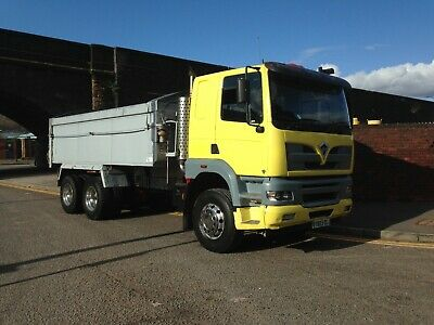 Foden 6X4 Insulated Tipper