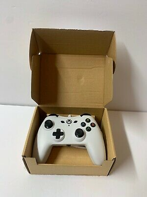 Xbox One Wired Control White Amazon Basics 9 Ft Cable New