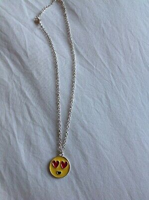 Lux Accessories Silvertone Kitcshy Emoji Smiley Face Hashtag question Charms 9P