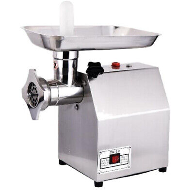 GAF Heavy Duty Industrial Electric 850W Stainless Steel Food/Meat Mincer Grinder