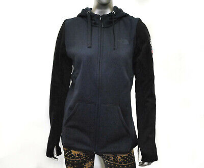 The North Face Women's IC Half Dome Hoodie in Cosmic Blue/TNF Black Sz M-XL NEW
