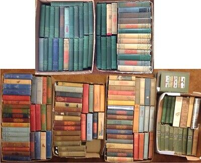 Hoard of 145 old Jack London books, early printings, many over 100 years old