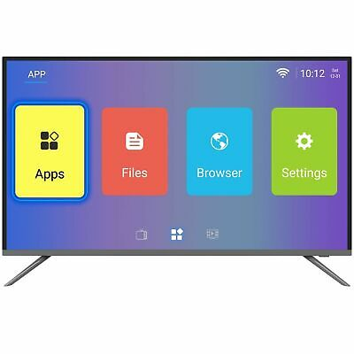 electriQ 65 Inch Android Smart HDR 4K Ultra HD LED TV 2 HDMI