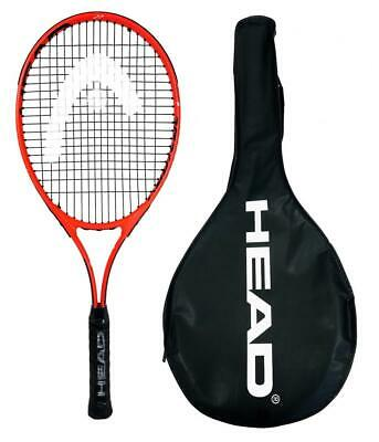 Head Radical 27 Red Adult Tennis Racket + Cover RRP £40
