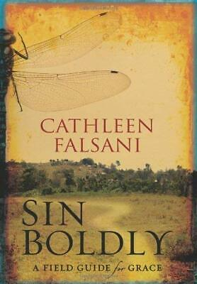 Sin Boldly: a Field Guide For Grace por Falsani, Cathleen