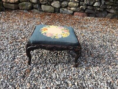 Vintage Early 1900's Foot Stool