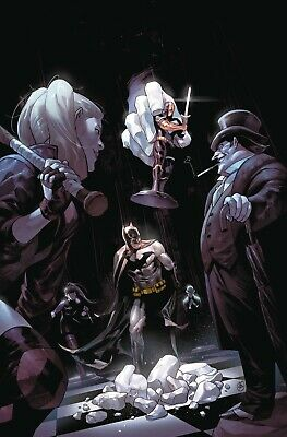Batman #92 Preorder For 4/01/20 1St Appearance Of Punchline On The Cover