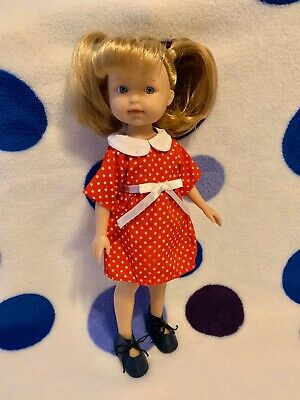 Charming Berenguer Doll Little Girl / Teen 30cm Excellent Quality & Condition