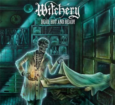 Witchery - Dead, Hot And Ready (Re-issue 2020) CD ALBUM  (27THMAR) NEW