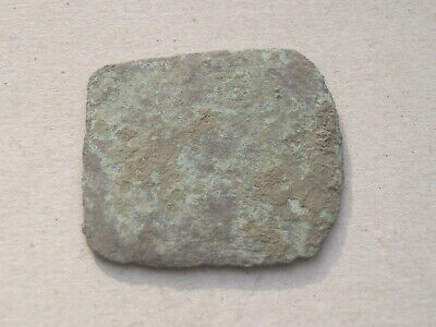 Bronze Tool - Bronze Blade - Maybe Leather Making Tool - Celtic or Bonze Age