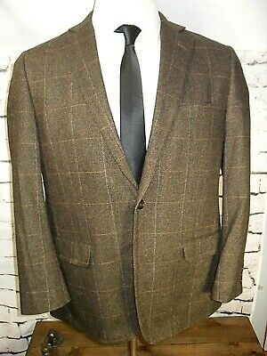 Current Brooks Brothers Fitzgerald Moon Wool Cashmere Sport Coat Jacket 46S