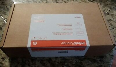 Sealed Unopened Zevex (Moog/Nestle) Infinity Orange Enteral Pump (~ EnteraLite)