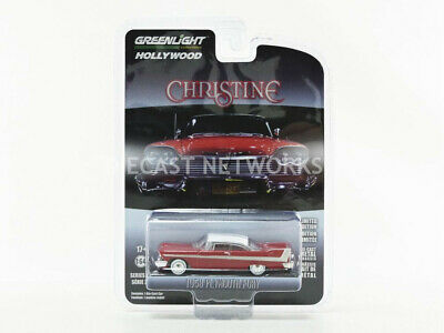 Greenlight Collectibles - 1/64 - Plymouth Fury Christine - 1958 - 44830C
