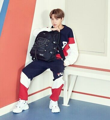 BTS BANGTAN BOYS X FILA Official - 2020 T-PACK Backpack (BACK TO SCHOOL)