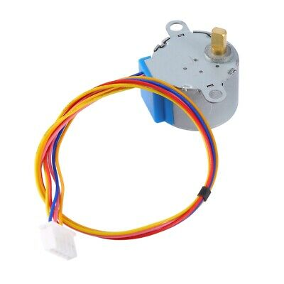 28BYJ-48 Gear Stepper Motor DC 12V 4 Phase 5-Wire Reduction Motor