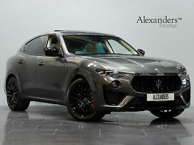 2019 Maserati Levante V6 GranSport Auto Petrol grey Automatic