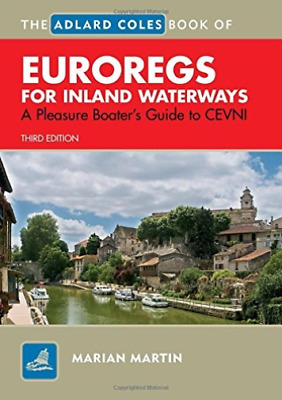 Martin Marian-Adlard Coles Book Of Euroregs For Inland Wate (UK IMPORT) BOOK NEW