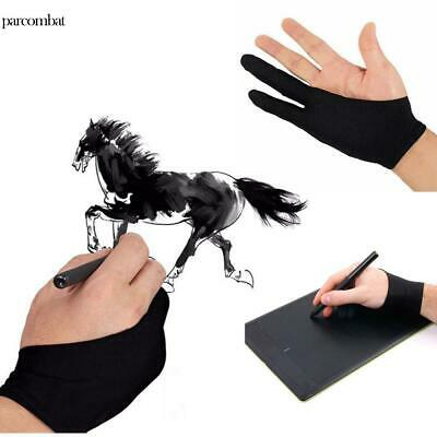 Nylon Artist Tablet Drawing Painting Glove Left Right Hands PR5T