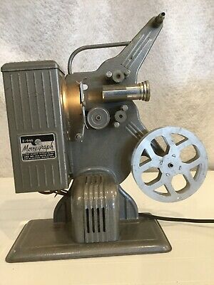 Moviegraph E-946 Movie Projector, 16 MM, Keystone, 1.5 Amp 115 Volts 60 Cycle AC