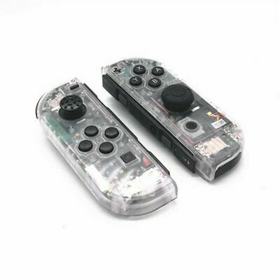 Housing Shell Transparent Case Cover for Nintend Switch NS Controller Joy-Con