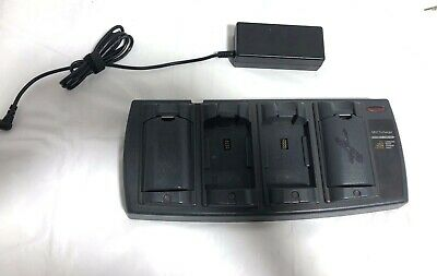 LXE MX7390CHARGER Quad Battery Charging Dock Kit for MX7 Batteries IM63700-0001