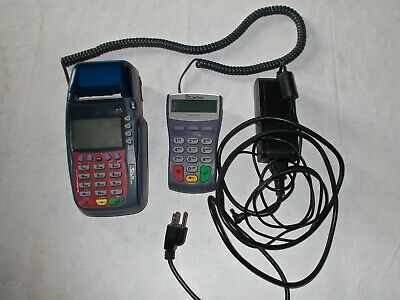 Verifone vx570, Omni 5700  with pin pad 1000 SE. used.