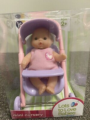 Berenguer Lots To Love Mini Nursery Baby Doll. New & Sealed!