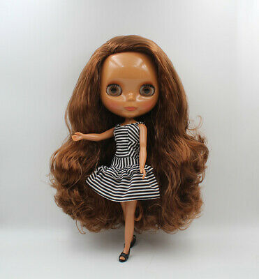 """Takara 12/"""" Neo Nude  Long  hair Blythe doll From Factory  JSW2010"""