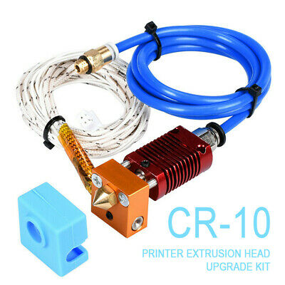 Filament Hotend Extruder Assembly Kit For Creality Ender CR-10 CR10S 3D Printer