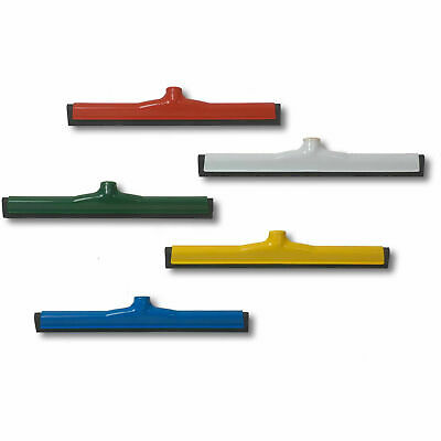 """Floor Squeegee, Blue 24"""", Pack Qty 10, Lot of 10"""