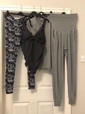 Mamas & Papas maternity wear & Mamalicious swimsuit 10 - 12
