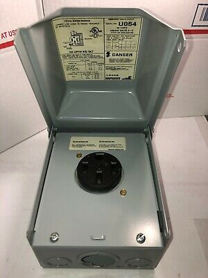 Midwest Outdoor Power Outlet U054 (50 amps)