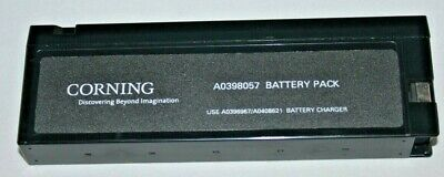 Corning Compact Fusion Splicer A0398057 Battery