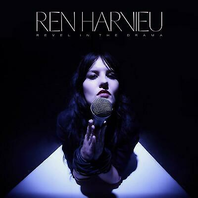 Ren Harvieu 'Revel In The Drama' CD ALBUM  (3RDAPR) NEW