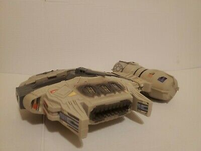 Star Wars 1996 Shadows Of The Empire Dash Redar's Ship Outrider Vehicle Vintage