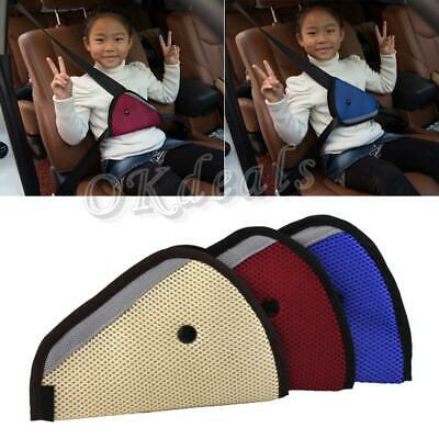 Accessories Baby Child Protector Safety Car Seat Belts Adjuster Triangle Clip