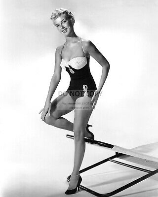 8X10 PUBLICITY PHOTO OP-599 DANY CARREL FRENCH ACTRESS PIN UP
