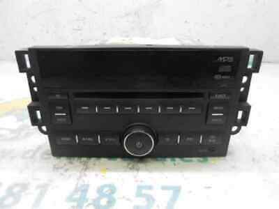 96647737 audio system chevrolet epica lt 2006 3205966