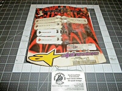 Alpinestar Tech 50 Boot Strap Kit Nos 1 Qty Vintage Riding Apparel Free Shipping