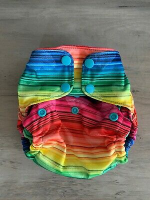 Smart Bottoms Rainbow And Hearts Cover