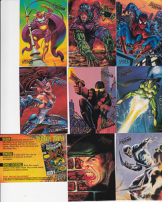 1995 Fleer Ultra SPIDER MAN CARDs SINGLES YOU PICK One Card 2-149