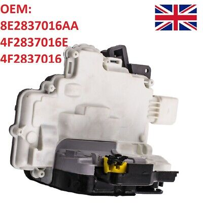 FRONT DRIVERS O//S RIGHT DOOR LOCK ACTUATOR 8J2837016A RHD