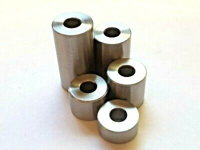 "Stainless Steel Spacer - Standoff Collar/Spacers - M16 x 20od & 1"" od"