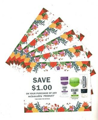 16 x Save $1.00 on any Schmidts Products Coups (Canada)