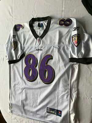 Nfl On Field Football Jersey Ravens HEAP 86 NEW WITH TAGS XLARGE 52